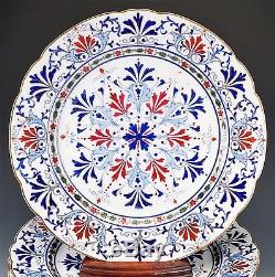 8 Bindenschild Beehive Royal Vienna Hand Painted Porcelain Display Plate Plates