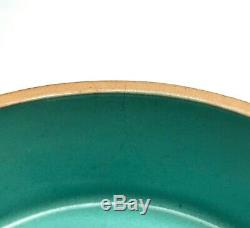 A Pair of Inscribed Vintage Chinese Yixing Pottery Yin Yang Bowls
