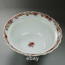 Antique Chinese grisaille'European Subject' bowl, c. 1750, Qianlong (1736-95)