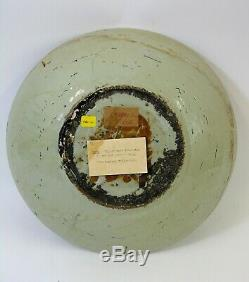 Chinese Ming Dynasty Swatow Zhangzhou Porcelain Dish 16th 17th Century