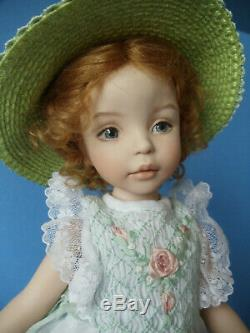 DIANNA EFFNER Artist Doll Summertime Tina Hand Painted by Dianna Effner LE #4/5
