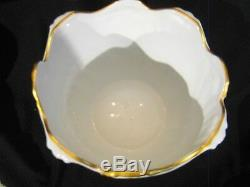 Fine Herend Porcelain Hand Painted Rothchild Bird Jardiniere Planter Vase