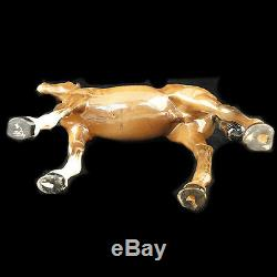 HORSE #2421 BESWICK Hand Painted The Winner 9.4 tall NEW NEVER SOLD England