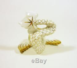 Herend, Chinese Koi Fish Card Holder 3.2, Handpainted Porcelain, Mint