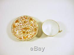 Herend, Jardin Zoologique (zo) Mandarin Cup & Saucer, Handpainted Porcelain