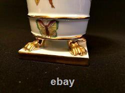 Herend Porcelain Handpainted Queen Victoria Cachepot 6433/vbo