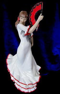 Lladro Passion And Soul Flamenco Women #8683 Brand Nib 60 Anniversary Dancer F/s