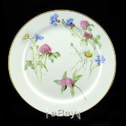 Russian Grand Duchess Olga Alexandrovna hand painted porcelain platter Tsar