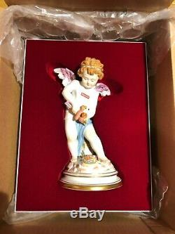 Supreme x Meissen Hand-Painted Porcelain Cupid Figurine (In-Hand)