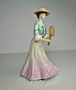 VERY RARE Royal Doulton Wimbledon British Sporting Heritage Figurine HN3366